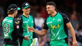 BBL: All-round Marcus Stoinis hands Melbourne Stars much-needed win