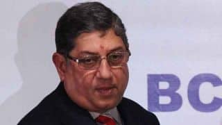 Supreme Court asks why N Srinivasan is sticking to BCCI president's post