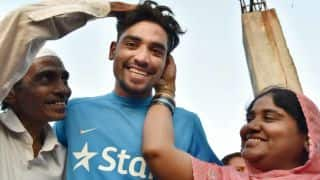 IPL auction 2017: Mohammed Siraj's journey from INR 500 to INR 2.5 crores