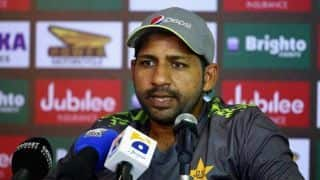 Pakistan captain Sarfraz Ahmed sorry for Andile Phehlukwayo 'black guy' comment