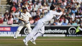 India vs England, 4th Test at Manchester: India on the verge of innings defeat; score 141/8