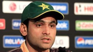ICC World T20 2014: West Indies took the game away from Pakistan at death, says Mohammad Hafeez