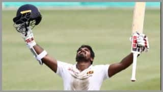 Galle Test: Dimuth Karunaratne hits Century as Sri Lanka beat New Zealand By 6 Wickets
