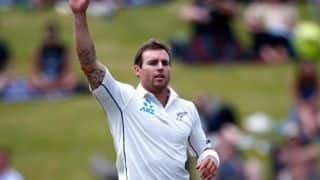 India A vs New Zealand A: Five-for for Doug Bracewell