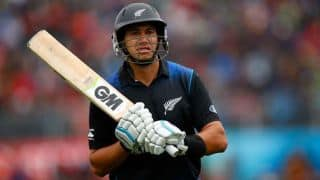 BAN vs NZ, ICC World Cup 2015:  Ross Taylor completes 5,000 ODI runs