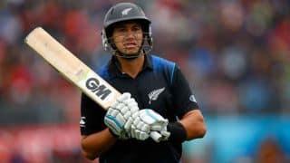 Bangladesh vs New Zealand, ICC Cricket World Cup 2015 Pool A match at Hamilton: Ross Taylor completes 5,000 ODI runs