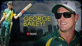 Happy Birthday, George Bailey: Australian cricketer turns 33 on September 7