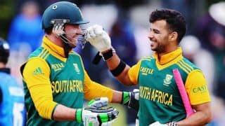 AB de Villiers praises team after win in 1st ODI