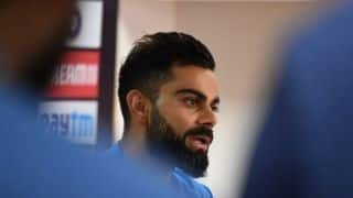 Players will get three to five matches to prove themselves: Virat Kohli