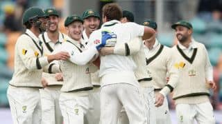 Australia vs West Indies 2015-16: Hosts win the one-sided contest in 3 days