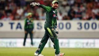 'बैन से विश्व कप में पाकिस्तान की कप्तानी करने पर नहीं पड़ेगा असर'