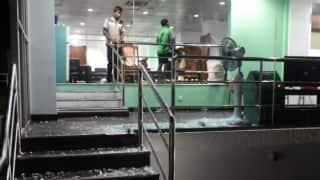 REPORTS: Shakib broke dressing-room glass after Sri Lanka match