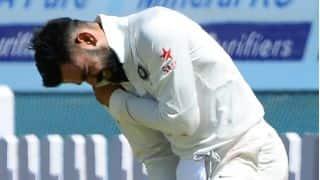 Kohli to undergo shoulder scan following injury during 3rd Test vs AUS