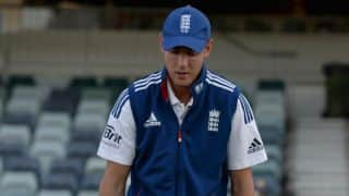 Ashes 2013-14: Stuart Broad hopes to overcome foot injury quickly