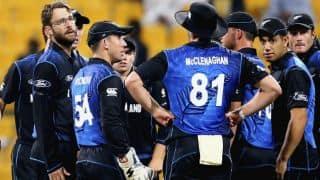 Pakistan vs New Zealand 2014, 5th ODI at Abu Dhabi: New Zealand likely XI