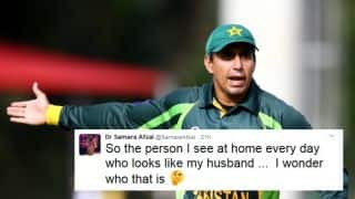 Nasir Jamshed's wife takes dig at PCB following allegation of non-cooperation in spot-fixing inquiry