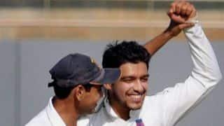 Maharashtra thrash Assam by 128 runs in Ranji Trophy 2013-14