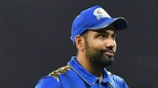 Mumbai captain Rohit Sharma fined Rs 12 lakh for slow over-rate