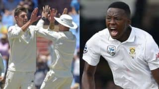 2nd Test, Day 1: Late South African strikes spoil Sri Lanka's day