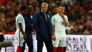 Euro 2016: England coach Roy Hodgson happy despite narrow 1-0 warm-up win against Portugal