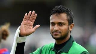 Shakib Al Hasan surpasses David Warner to become leading run-getter in ICC Cricket World Cup 2019