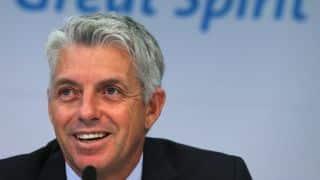 ICC CEO Dave Richardson praises Shashank Manohar's efforts towards clean cricket