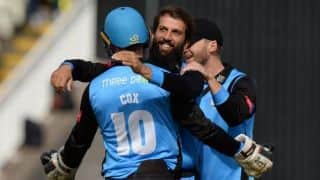 Worcestershire beat Lancashire to enter T20 Blast 2018 final