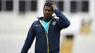 Angelo Mathews: Defeat against England was tough time for me as captain but can't run away from it