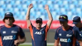 We have the belief heading into the second Test: Henry Nicholls