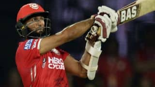 IPL 2017: Hashim Amla Edges Ball To Keeper, Walks Off Without Waiting For Umpire's Decision