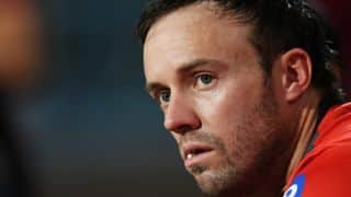 AB de Villiers disappointed with RCB dismal campaign in IPL 10