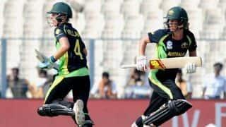 महिला वर्ल्ड टी20: पाकिस्तान की पहली जीत, ऑस्ट्रेलिया सेमीफाइनल में