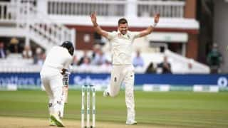 India vs England, 2nd Test: James Anderson claims 100 Test wickets at Lord's