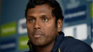 ICC T20 World Cup 2016: Angelo Mathews not ready to lead Sri Lanka