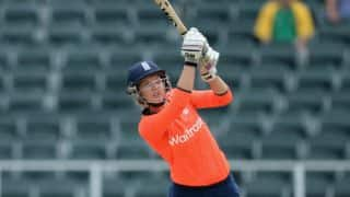 Sarah Taylor returns to England squad for ICC Women's World Cup 2017
