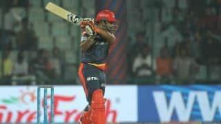IPL 2018, Match 45: Rishabh Pant, Abhishek Sharma propel DD to 181 for 4 vs RCB