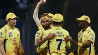 IPL 2019: Imran Tahir the fourth 40-plus bowler to claim a four-wicket haul in IPL