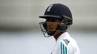 Haseeb Hameed ruled out of MCC match