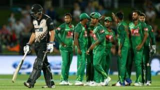 BAN vs NZ, 3rd T20I at Mount Maunganui: Visitors' likely XI