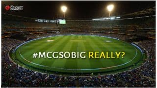 Will the so-called 'big' MCG really make a difference?