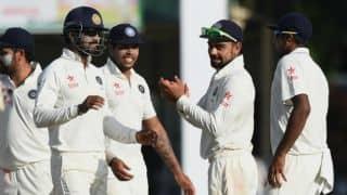 दिल्ली टेस्ट- सीरीज जीत से 7 विकेट दूर टीम इंडिया, श्रीलंका के 31 रन पर गिरे 3 विकेट