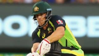 Aaron Finch completes 1,000 T20I runs in 1st T20I vs Sri Lanka