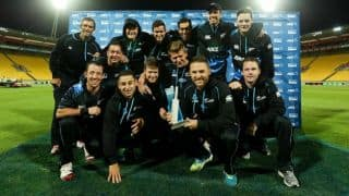 New Zealand vs West Indies, 2nd T20 at Wellington