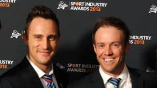 AB de Villiers, Faf du Plessis congratulated by CSA for winning accolades at ICC Awards 2015