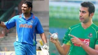 Mohsharaf Hossain is taking inspiration from Yuvraj Singh to make a comeback after brain surgery