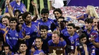 On This day in 2008: Rajasthan Royals won first title in Shane Warne Leadership