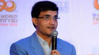Ganguly to interact with panel's members on June 18
