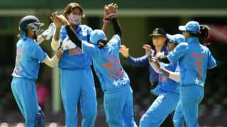 AUS 253/4 in Overs 46.4 | Live Cricket Score, India Women vs Australia Women 2015-16, 2nd ODI at Hobart: Australia Women win by 6 wickets; claim series