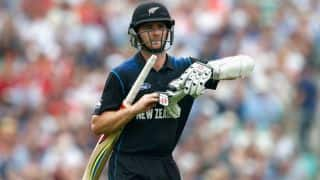 Kane Williamson dismissed 3 short of hundred, during 1st ODI against Zimabwe at Harare
