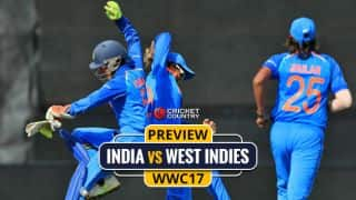 ICC Women's World Cup 2017, India vs West Indies, Match 7 preview and likely XIs: Mithali Raj's brigade look to maintain momentum